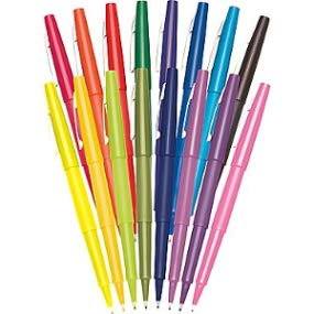 Paper Mate Flair Felt Tip Marker Pen