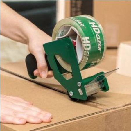 <b>Heavy Duty</b></br>2.6 mil thickness for heavier boxes.